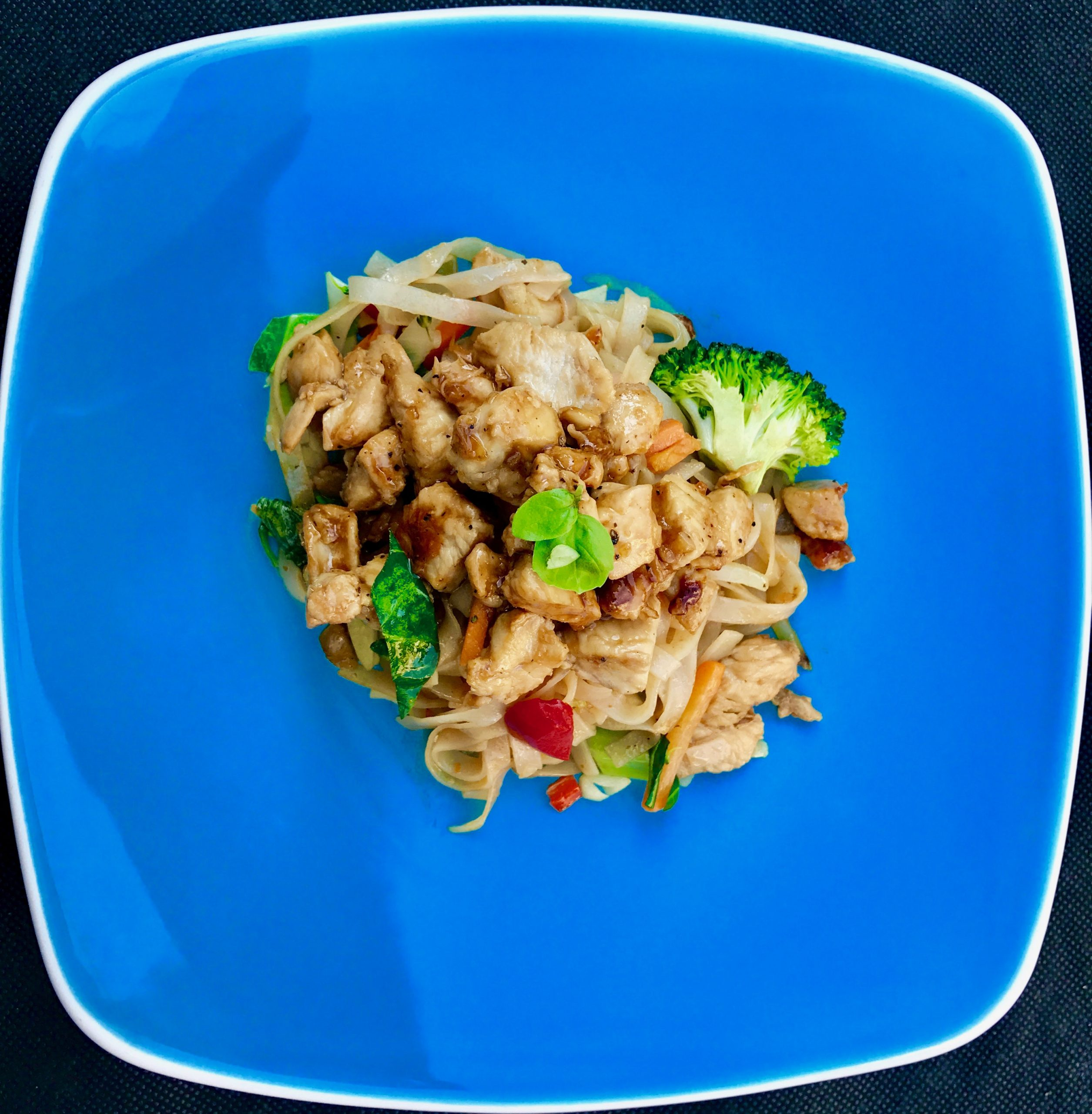 Enjoy Thai food