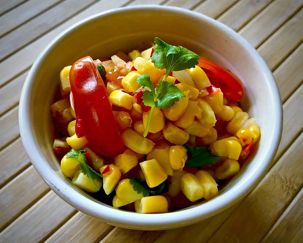 Sweetcorn Winter Salad